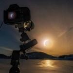 observar eclipse solar equipo adecuado puede provocar ceguera