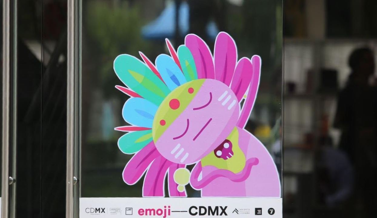 emoji ganador para la ciudad de mexico