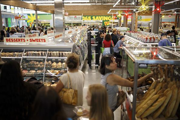 En julio, los precios al consumidor en EU cayeron