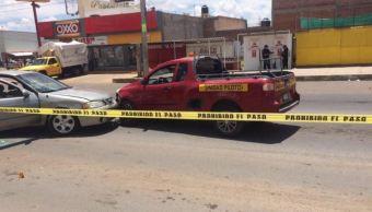 Enfrentamiento deja un policía lesionado en Zacatecas