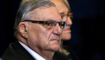 Trump no perdonara exsheriff Arizona Joe Arpaio