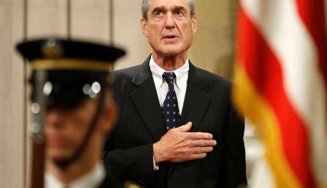 Robert Mueller convoca a un jurado para investigar el Rusiagate