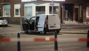 Detienen Roterdam espanol que trasportaba bombas