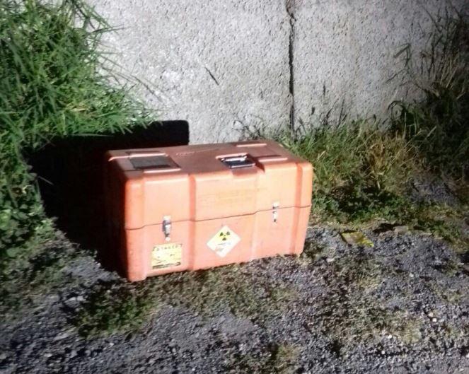 Recuperan fuente radioactiva en Nuevo León