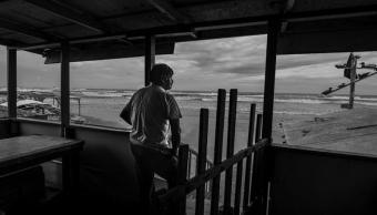 huracan harvey provoca alerta matamoros tamaulipas