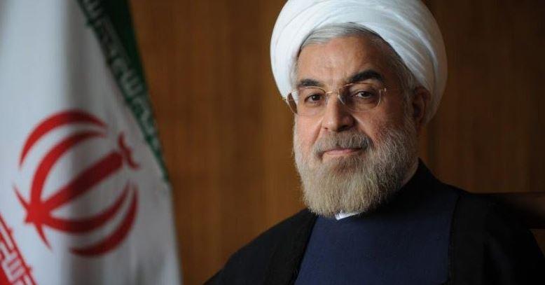 hasan rohaní presidente de Irán