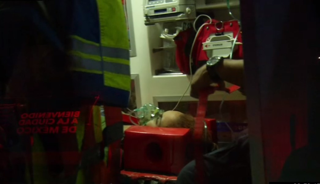 tres personas reciben disparos en la cdmx