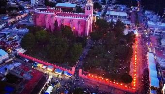 Celebran festividades del Cristo de Jalpan en Hidalgo