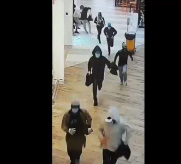 hombres armados roban joyeria en tamaulipas