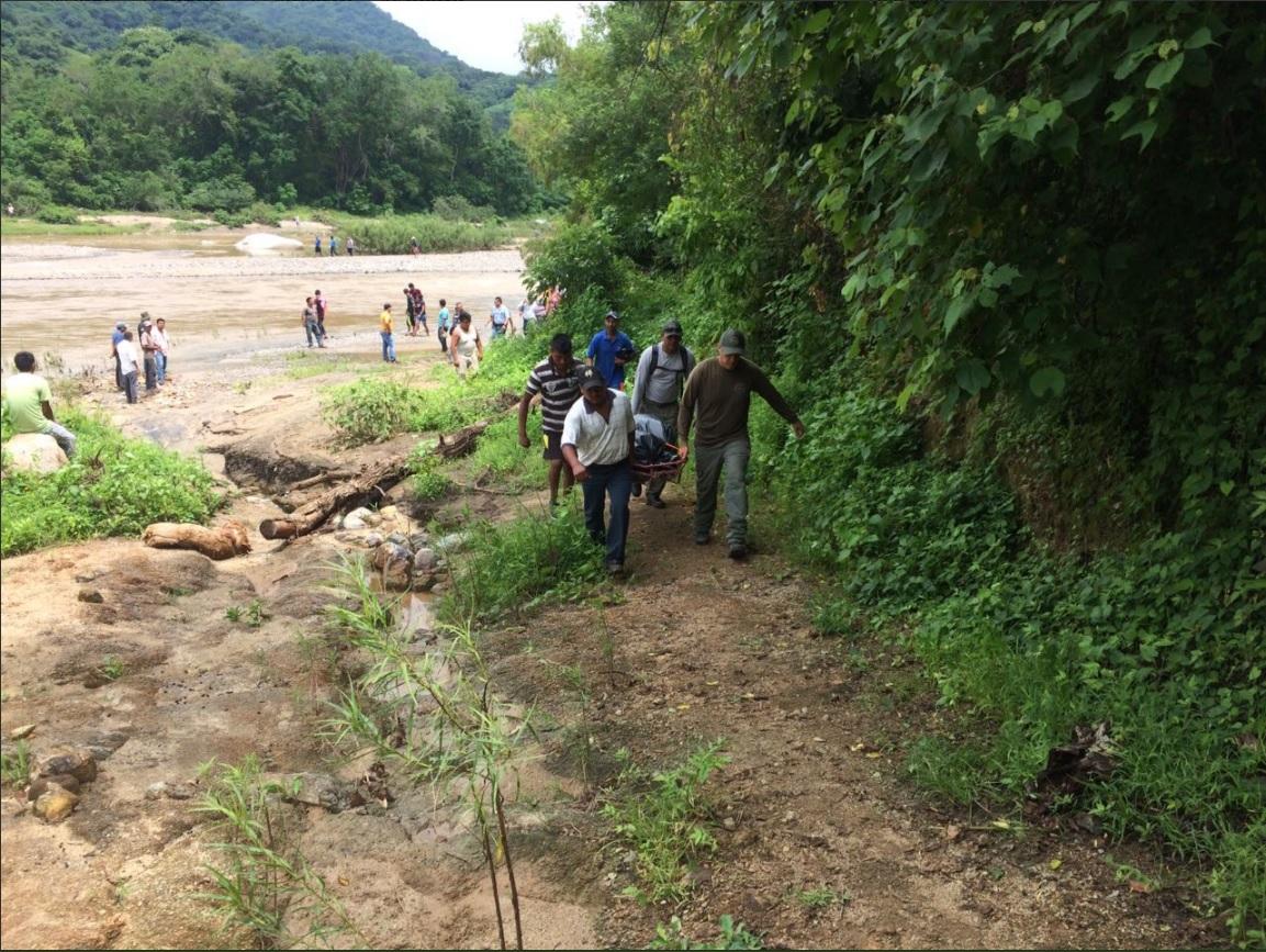 Identifican cuerpo de una mujer que fue arrastrada por río en Jalisco