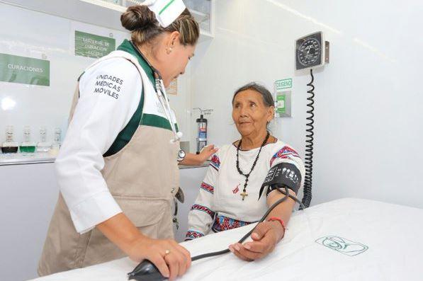 Derechohabientes, satisfechos con atención médica del IMS