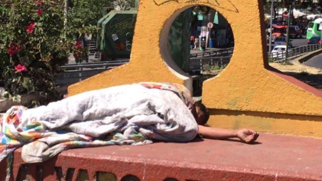 Viven más de 4 mil personas en situación de calle en CDMX