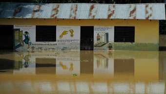 Inundaciones en Nepal tras semanas de lluvias monzónicas