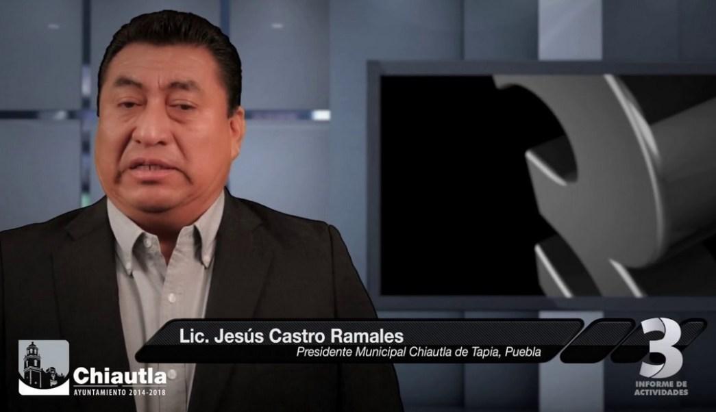 Ataque al alcalde del municipio de Chiautla Puebla