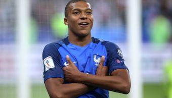 Kylian Mbappe llega PSG prestamo Monaco