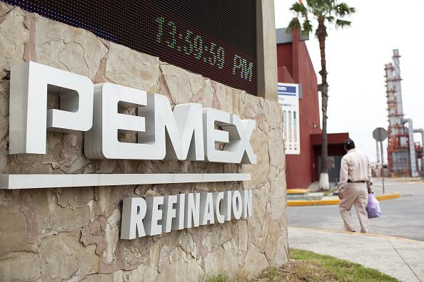 La producción de Pemex bajo a niveles de 1995