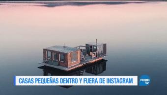 Las casas más pequeñas de Instagram