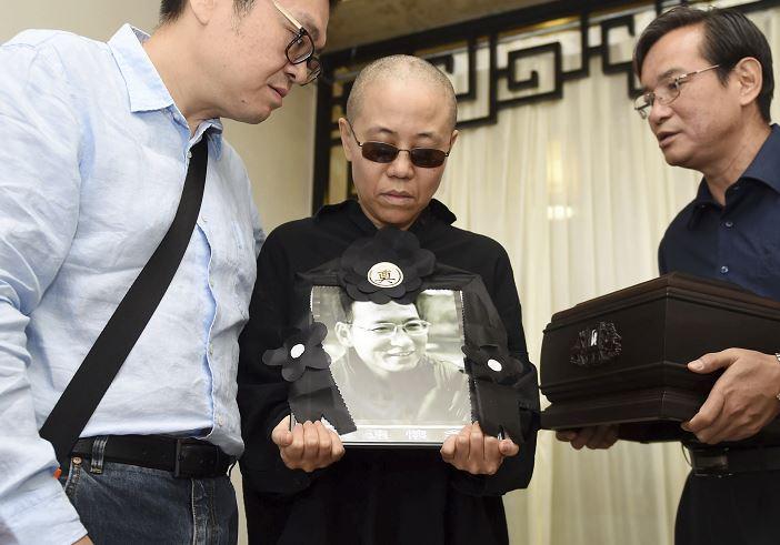 ONU confirma queja sobre desaparición de esposa de Liu Xiaobo