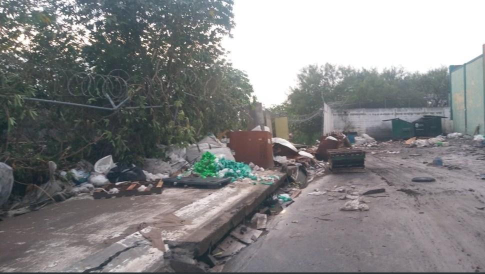 Lluvia del lunes afecta varios municipios de Nuevo León