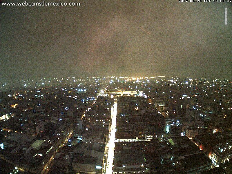 Ordena Peña Nieto activar Plan MX por amenaza de huracán Katia