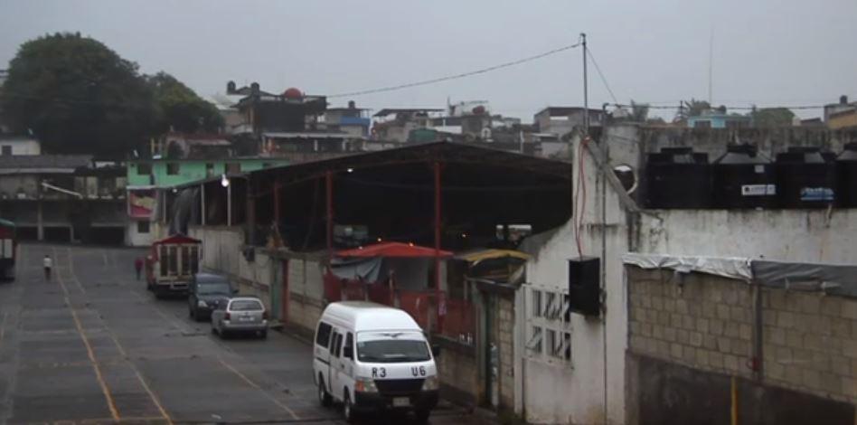 Lluvias de la tormenta 'Franklin' en Puebla