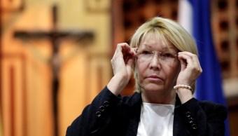 Maduro solicitará a Interpol capturar a la exfiscal Luisa Ortega