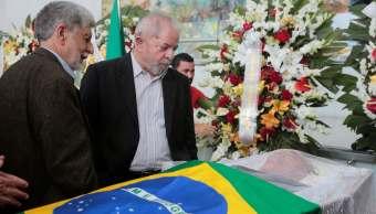 Aceptan denuncia expresidente Lula da Silva