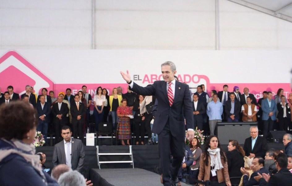 Miguel Ángel Mancera pedirá licencia al cargo en octubre