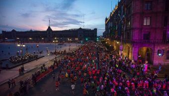 Saldo blanco en el XXXV Maratón de la Ciudad de México