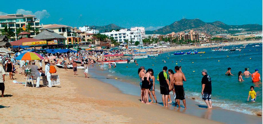 Más del 70% de ocupación hotelera reportan en Los Cabos