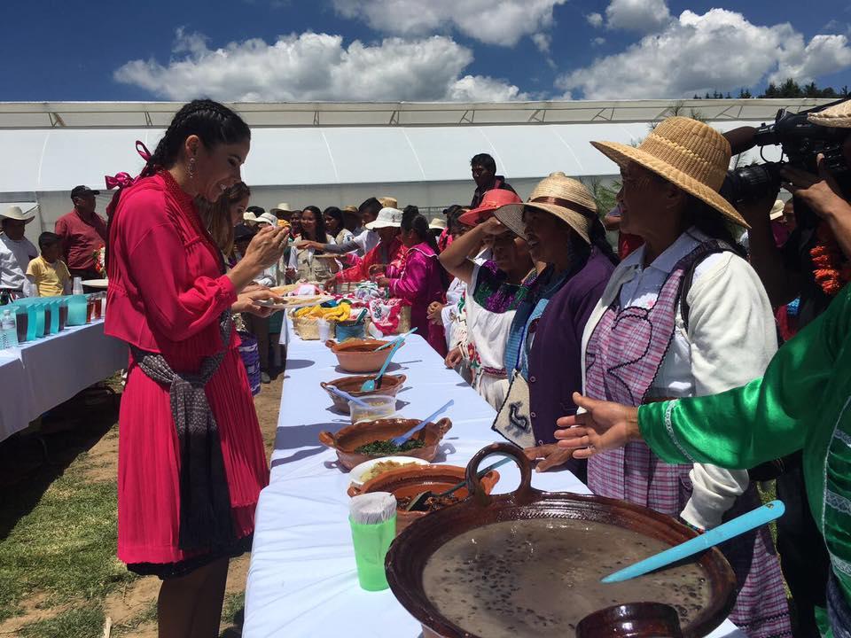 Mazahuas realizan proyectos para conservar su cultura