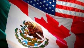 México y Canadá rechazan declaraciones de Trump sobre el TLCAN