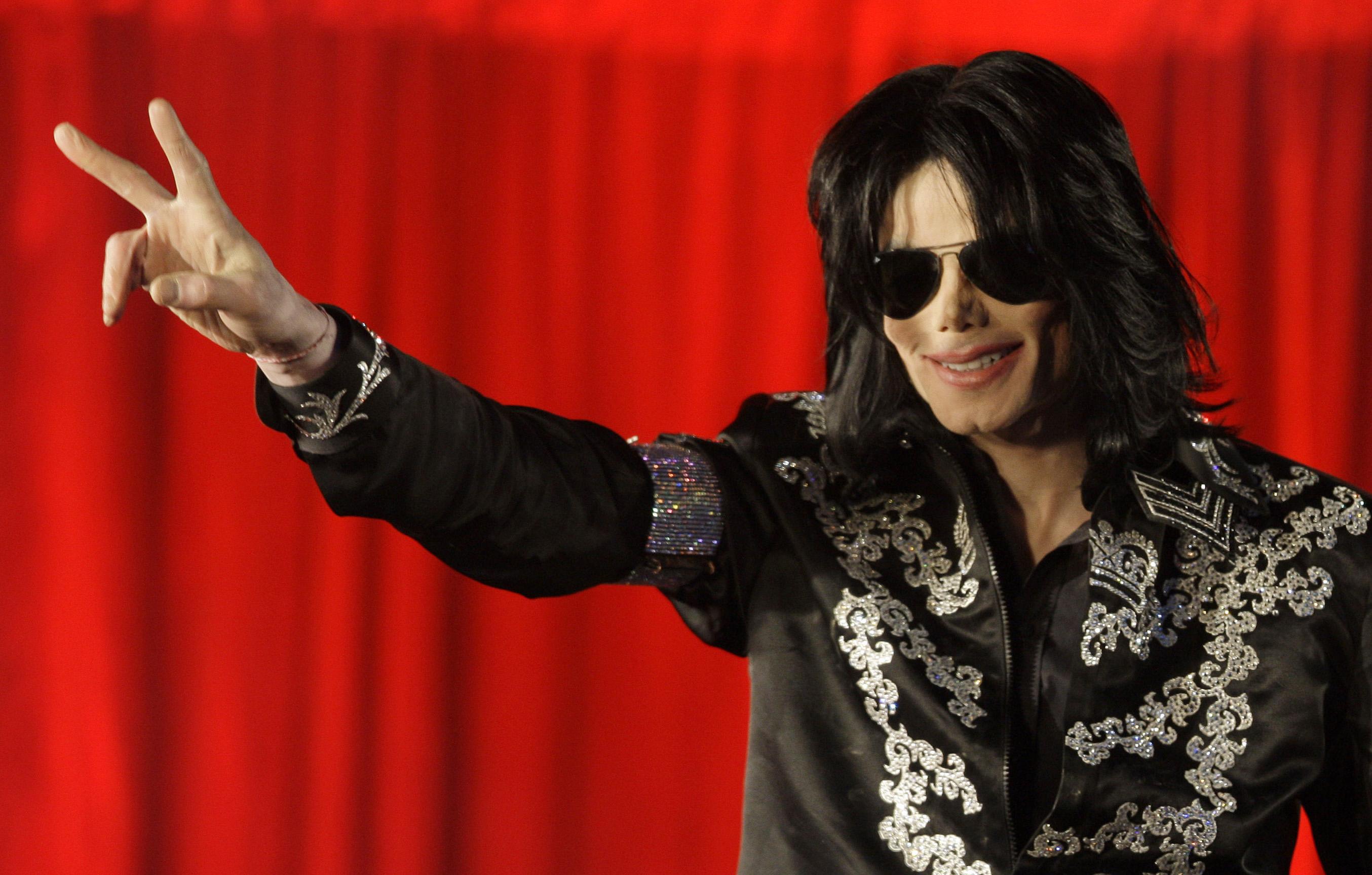 Michael Jackson, trayectoria musical, imágenes, música