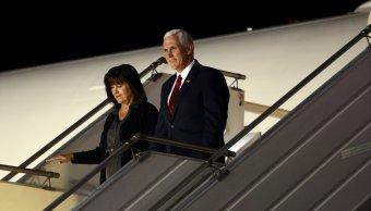 Mike Pence llega Argentina gira Latinoamerica