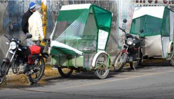 No se regularán mototaxis en la CDMX