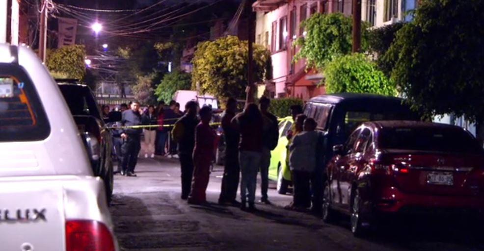 Mueren tres hombres por disparos de arma de fuego en la CDMX