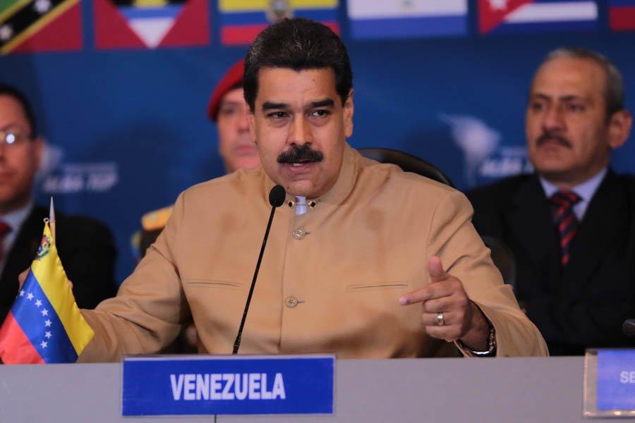 Maduro propone dialogo paises que lo acusan romper democracia