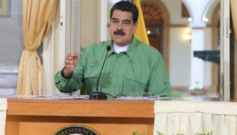 Videgaray responde críticas Maduro contra EPN