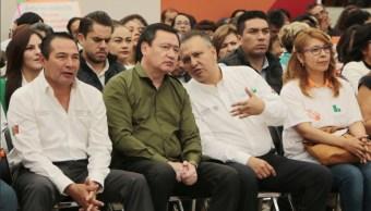 Osorio chong acude a la magdalena contreras