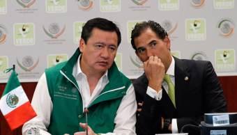 Gobierno trabaja con el objetivo de servir a México Osorio