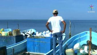 Pescadores desaparecidos en Chiapas