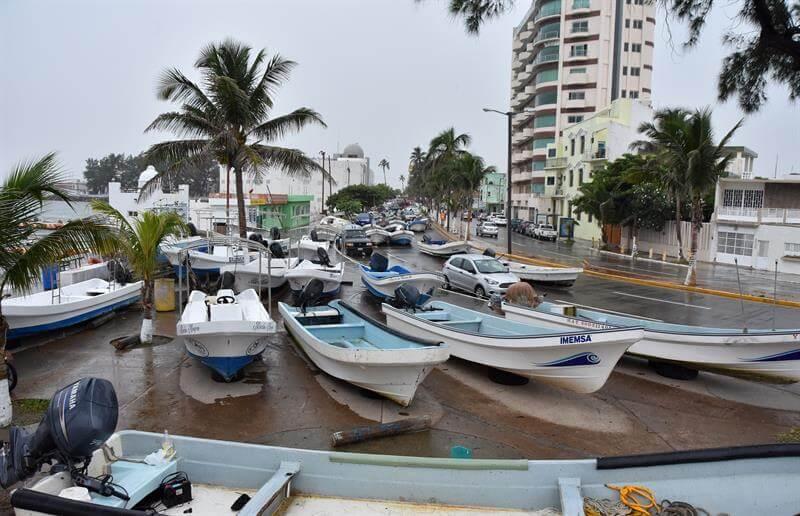 Reportan saldo blanco en Quintana Roo al pasar