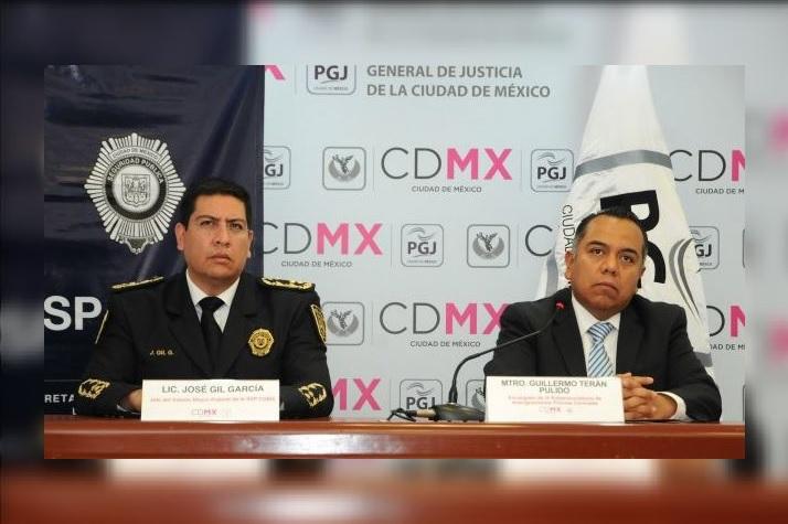 Bajan 10% los secuestros en la Ciudad de México, informa PGJ-CDMX