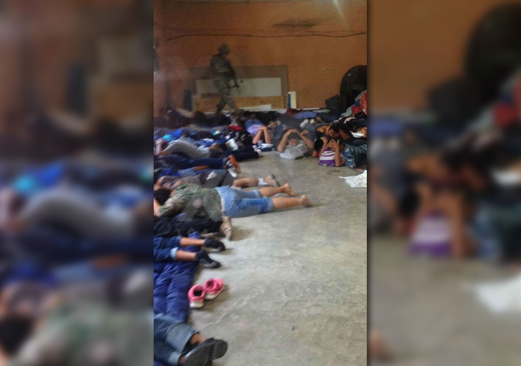 PGR rescatan en Tabasco a 133 centroamericanos