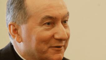 Pietro Parolin, cardenal secretario de Estado del Vaticano