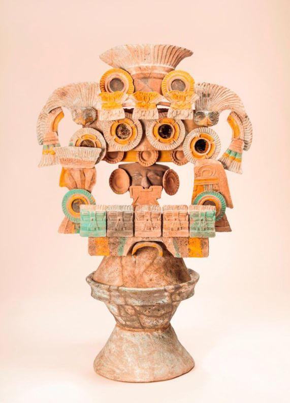 Piezas históricas de Teotihuacán serán exhibidas en Estados Unidos