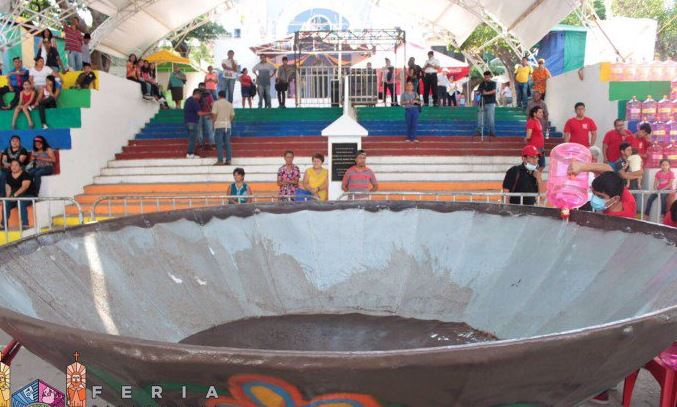 Celebran fiesta de San Roque, en Chiapas