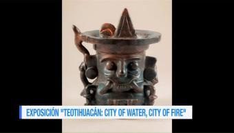 Presentarán Exposicionteotihuacan Eu Museo De Bellas Artes De San Francisco Estados Unidos