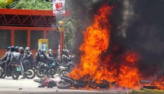 Crisis en Venezuela no puede resolverse con acciones militares: SRE