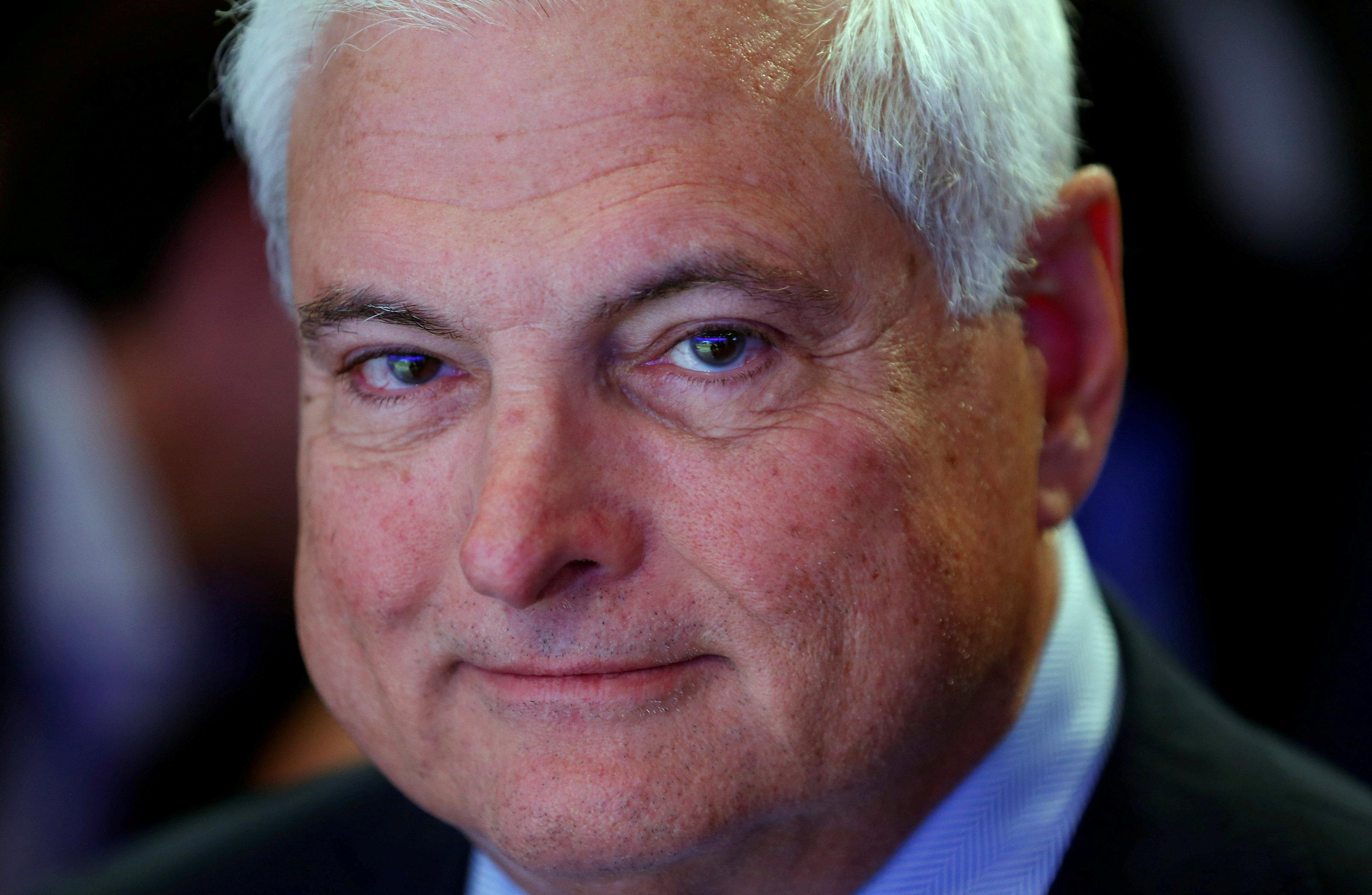 Niegan petición de libertad bajo fianza para Martinelli en EE.UU